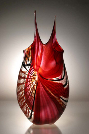 Art Glass Sculpture by Afro Celotto from Kela's...a glass gallery on Kauai :  glass celotto sculpture kauai