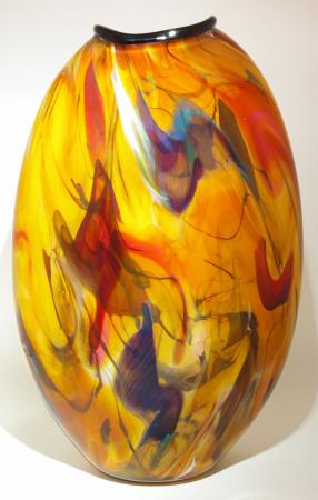 Art Glass Vases From Kelasa Glass Gallery On Kauai